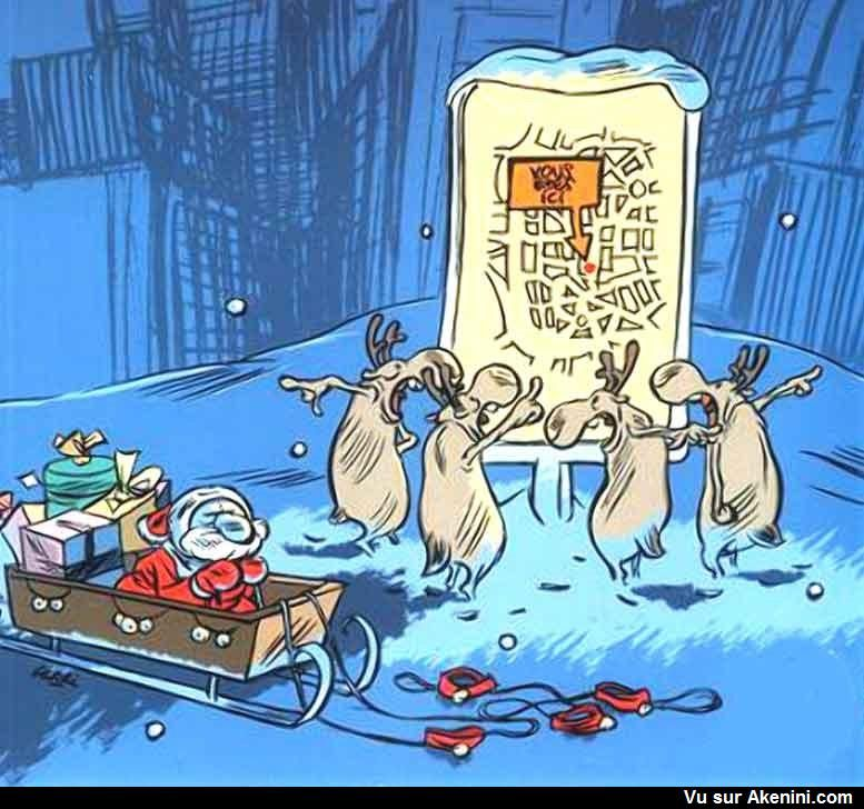 Cartoons Noël Funny Christmas Cartoons Joyeux Noel