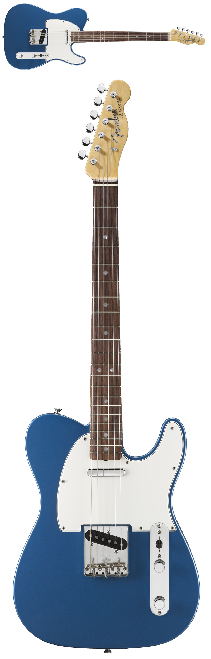 Fender American Vintage '64 Telecaster Electric Guitar. Get 10% off this guitar or anything else you need with Coupon Code PIN10 at MusicPower.com!