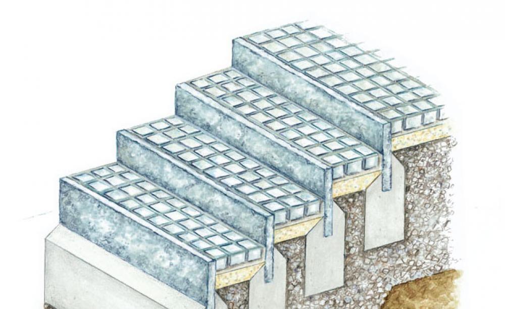 Gartentreppe - Gestaltung, Ideen und Tipps Gartentreppe, Treppe - gartenplanung selbst gemacht