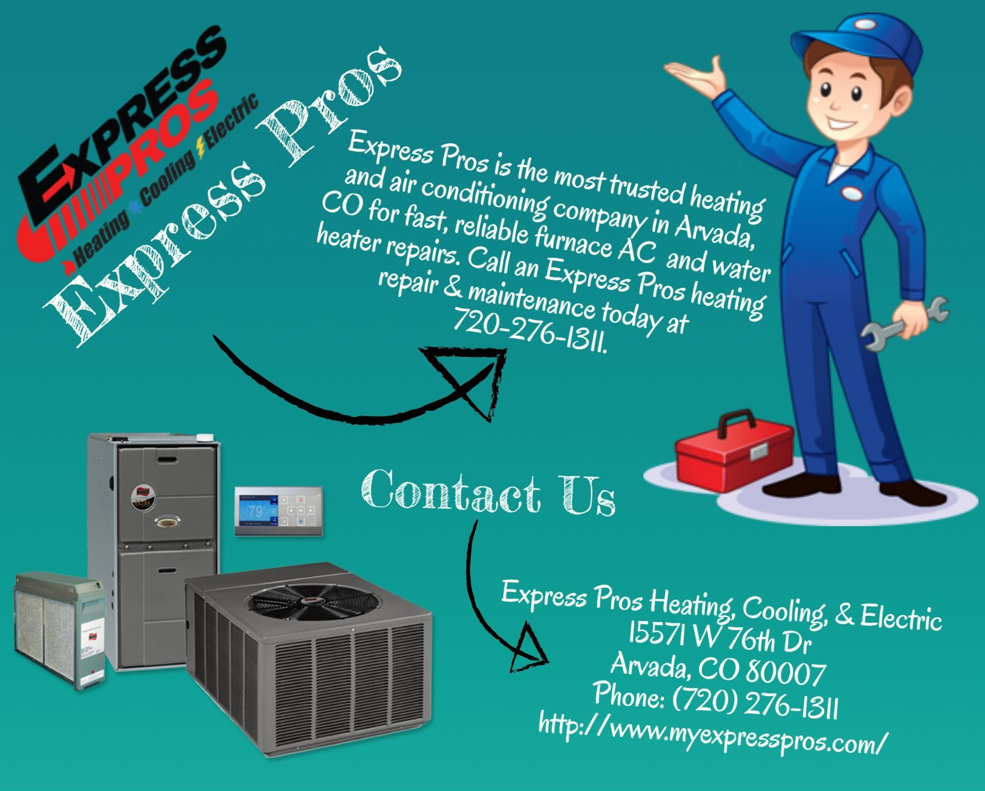 Express Pros Heating Cooling Electric Air Conditioning Companies