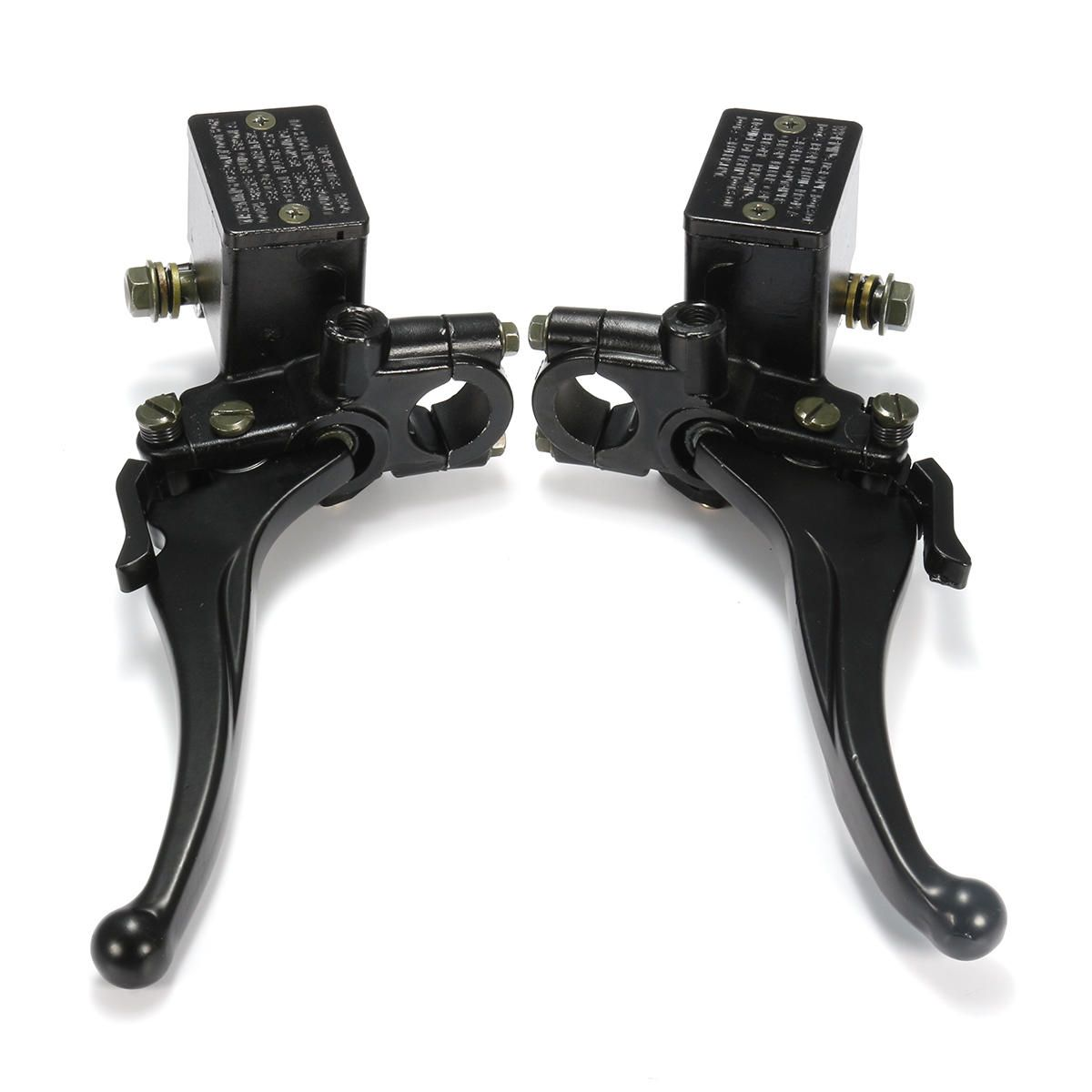 Us 9 99 7 8 Inch 22mm Hydraulic Brake Master Cylinder Motorcycle