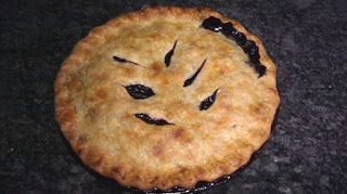 Oh!  You Cook!: Blueberry-Peach Pie - Guest Post!