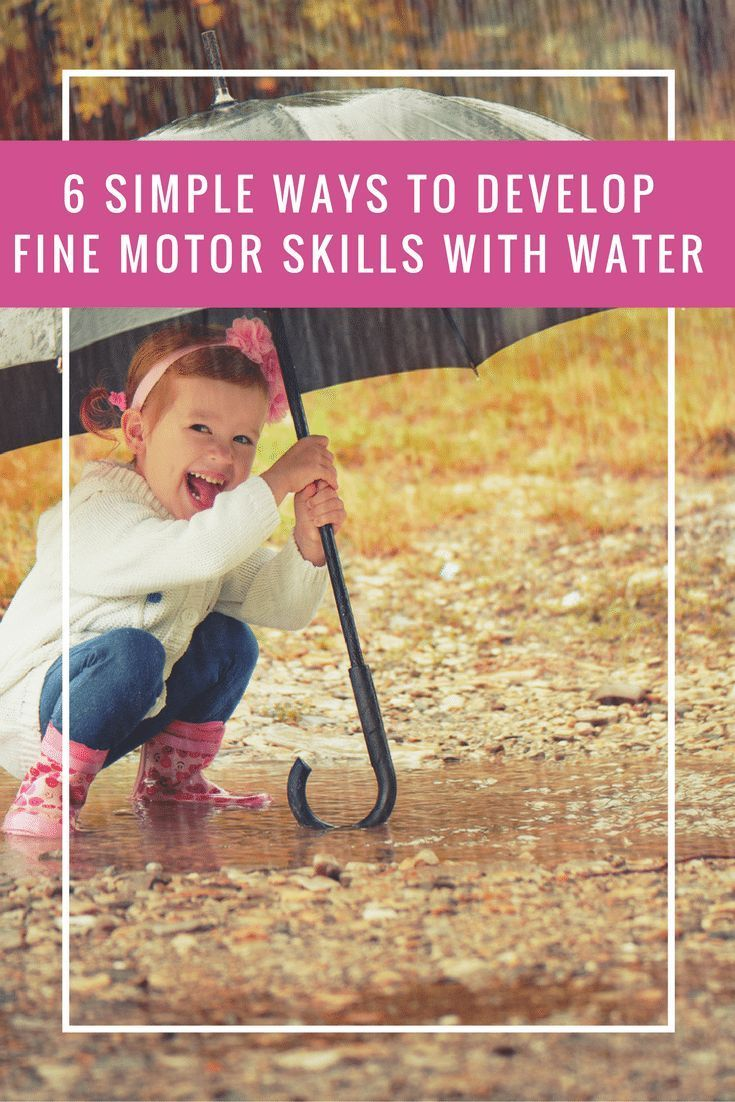 6 Absolutely Simple Ways to Develop Strong Fine Motor Skills
