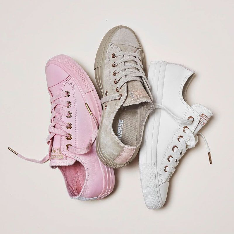 Chuck Taylor OFFICE x Converse Spring Blossom Pack: Super