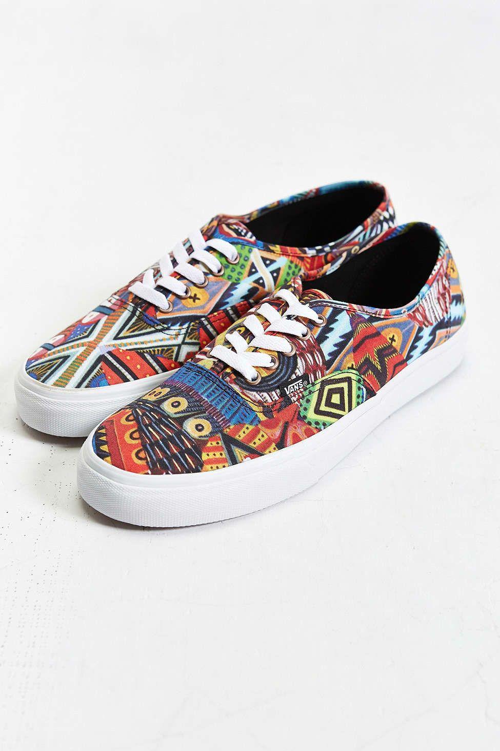 Vans Authentic Zio Ziegler Men's Sneaker