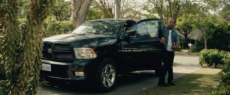 Ram 1500 (2010) pickup truck in SAN ANDREAS (2015) @ramtrucks