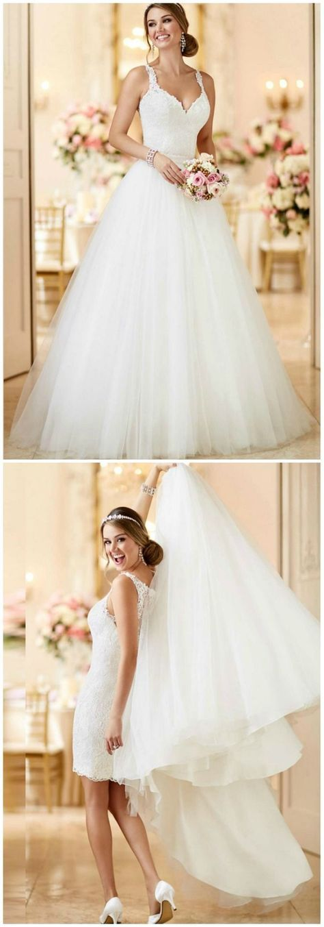 Wedding Gown trumpet wedding gown