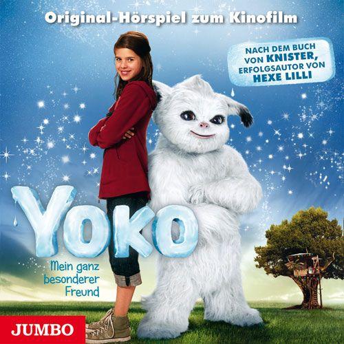 """Überraschungsbesuch  Hörspieltipp: """"Yoko – Mein ganz besonderer Freund""""  Als Pia eines Tages nichts ahnend  in ihr Baumhaus klettert, staunt sie nicht schlecht. Vor ihr sitzt ein weißes, haariges Etwas! """"Was soll das sein?"""", fragt sie sich."""