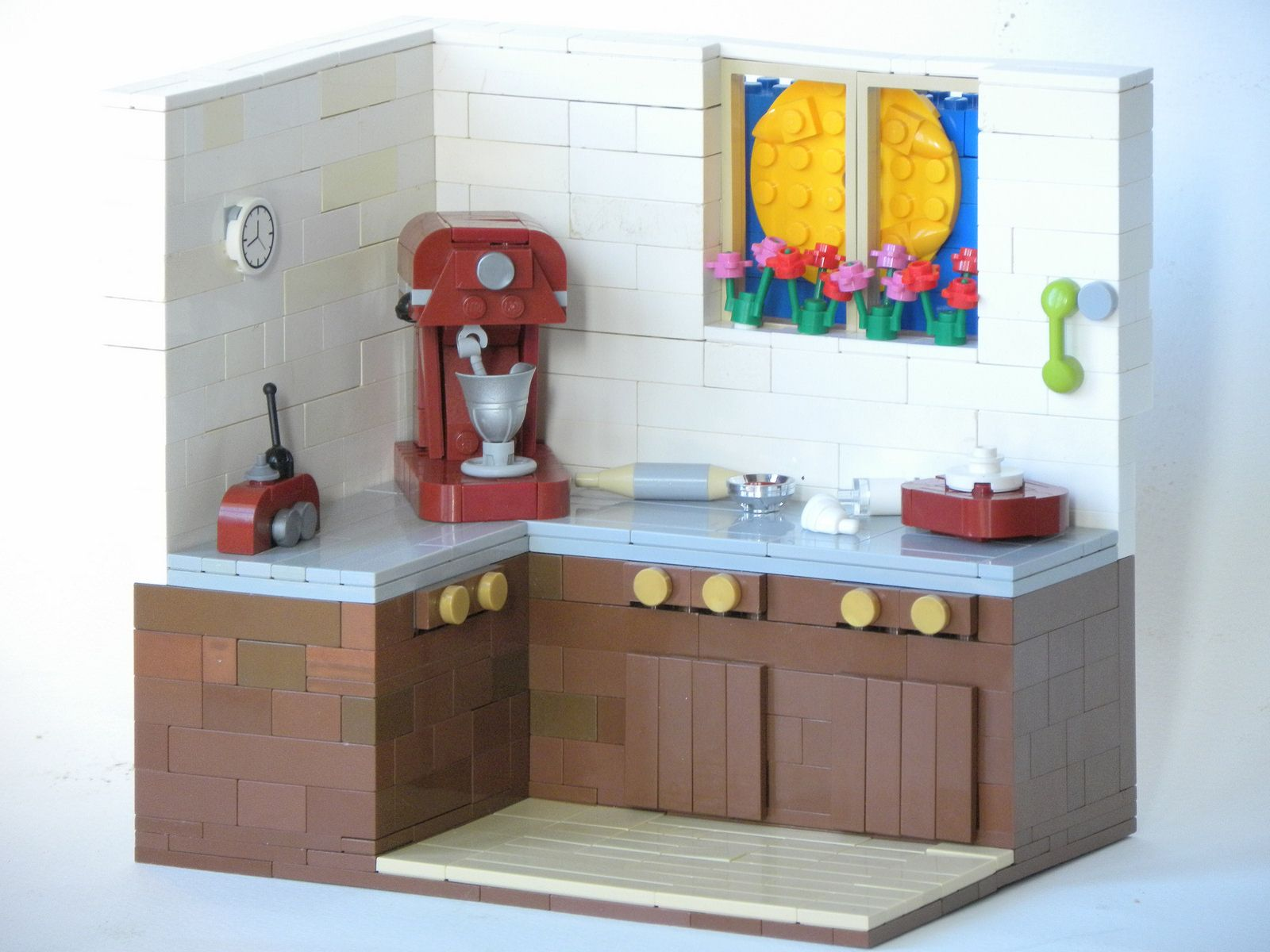 Best A Baker S Dream Lego Kitchen Lego Furniture Lego 640 x 480