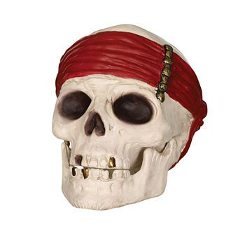 Halloween Decorations - JCPenney Halloween Pinterest Scary - skull halloween decorations