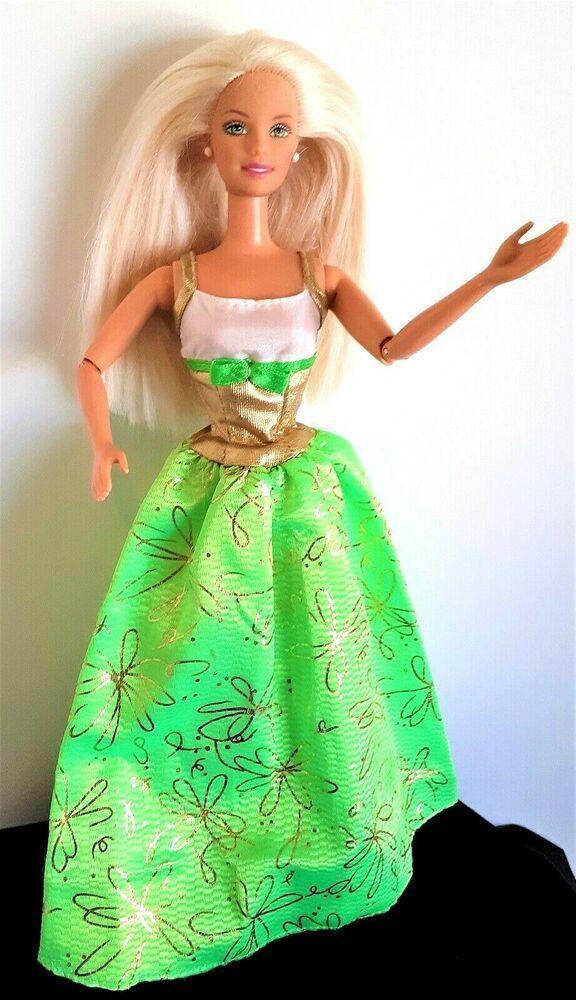 Vtg. Twist 'n Turn Brunette Barbie 1966 Body 1998 Head ...