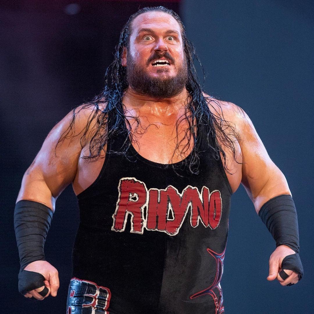 Happy Birthday to Rhyno!   Wwe superstars, Wrestling, Wwe