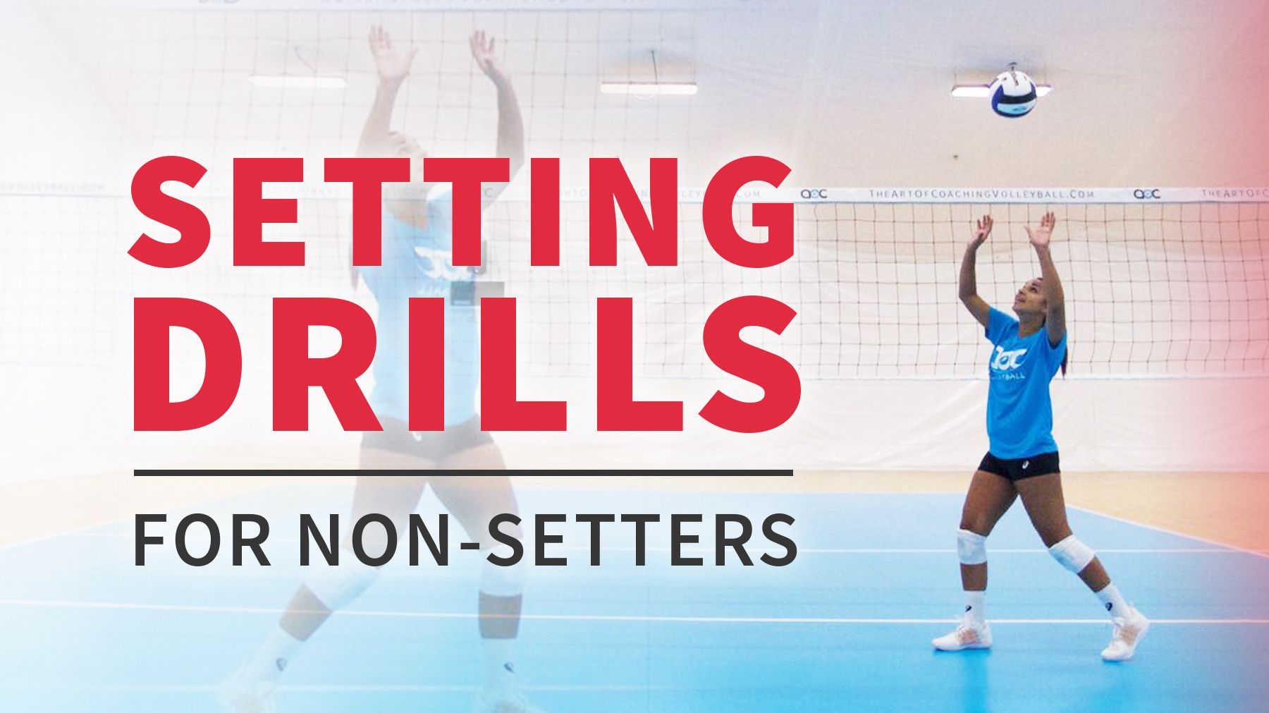 Setting Drills For Players Who Aren T Setters The Art Of Coaching Volleyball Coaching Volleyball Volleyball Set Volleyball Workouts