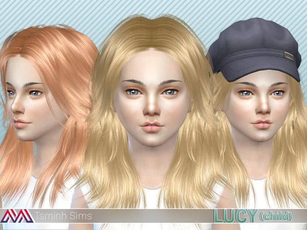 27+ Sims 4 coiffure inspiration