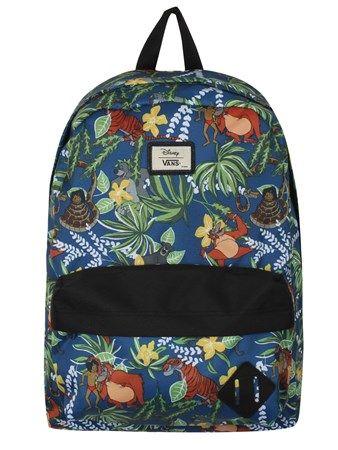4af69ca7e2 Buy Vans Disney The Jungle Book Old Skool II Backpack