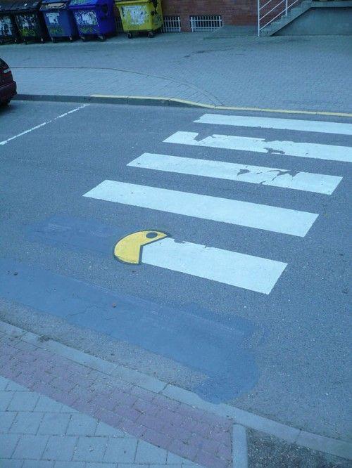 Obras de arte urbano