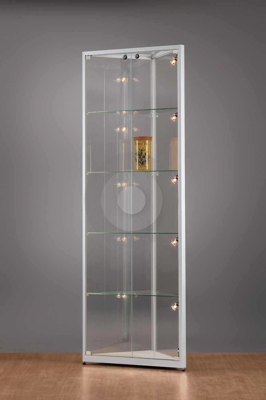 Retail Display Cabinets Gl