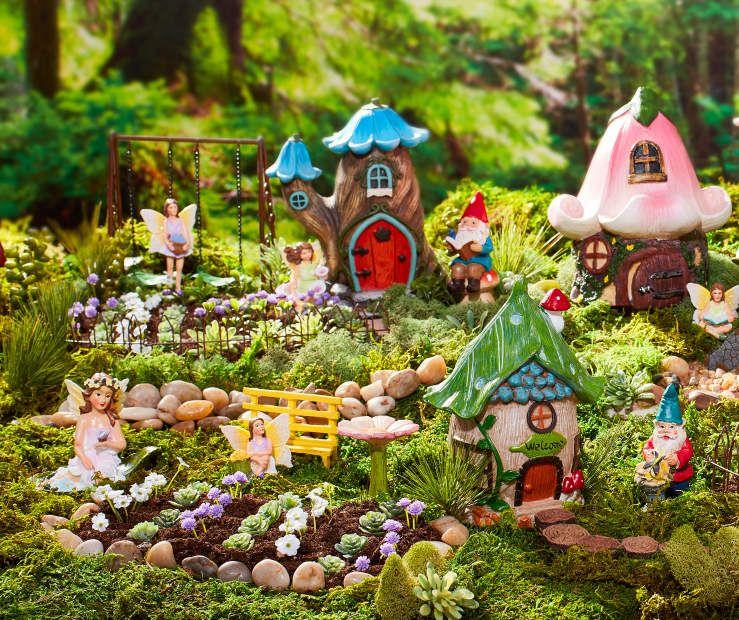 Pin On Fairy Garden Houses