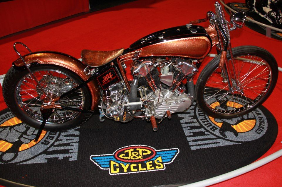 Chris Richardson of LA Speed Shop is in the Ultimate Builder Custo ...
