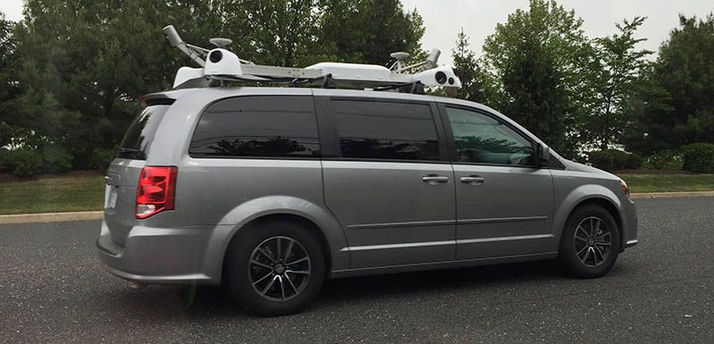 Apples is launching is own Street View service Electric