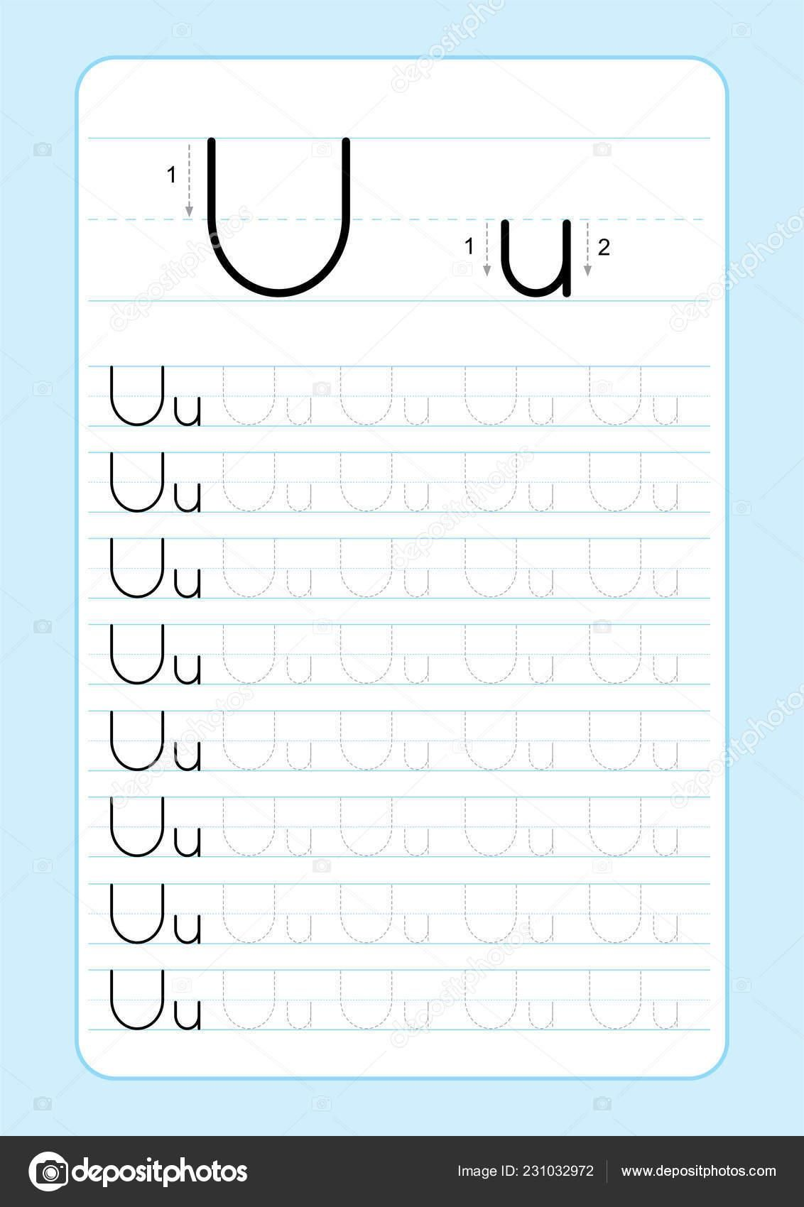 Abc Alphabet Worksheet In