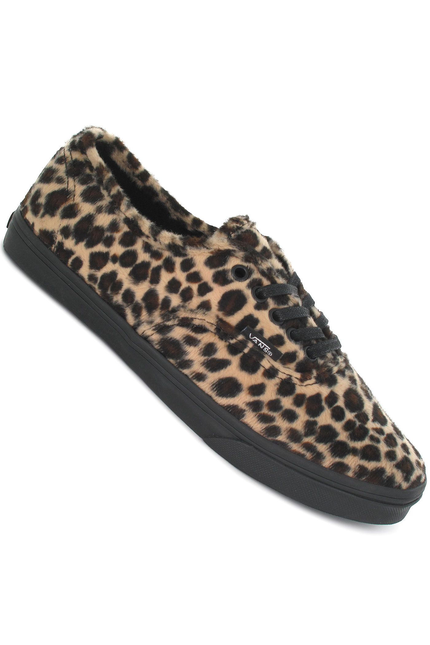 Vans Authentic Lo Pro Schuh girls (furry leopard tan black) kaufen bei  skatedeluxe 20d3744ed
