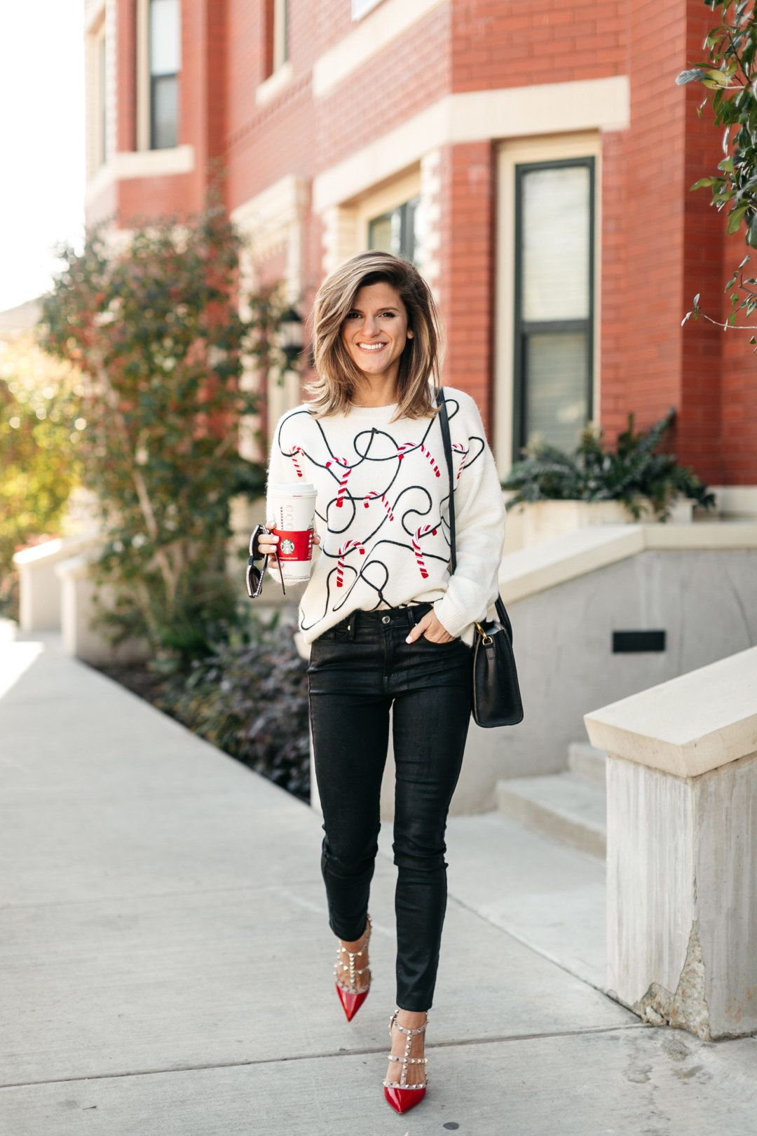 The Cutest Festive Sweater for Christmas + Random Thoughts