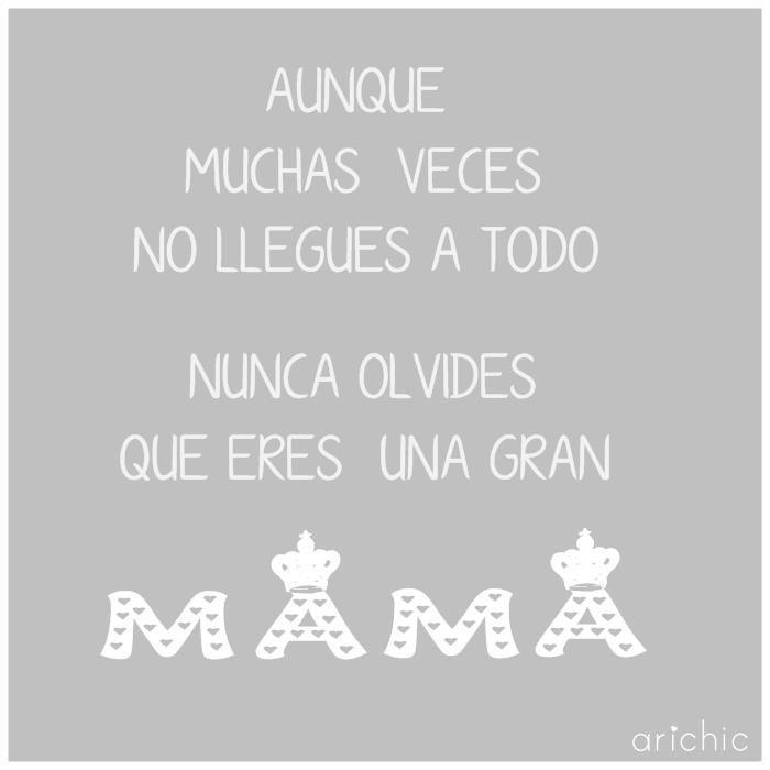 First Time Mom And Dad Quotes: Eres Una Gran Mamá Regalo De Recién Nacido Www.arichic.com