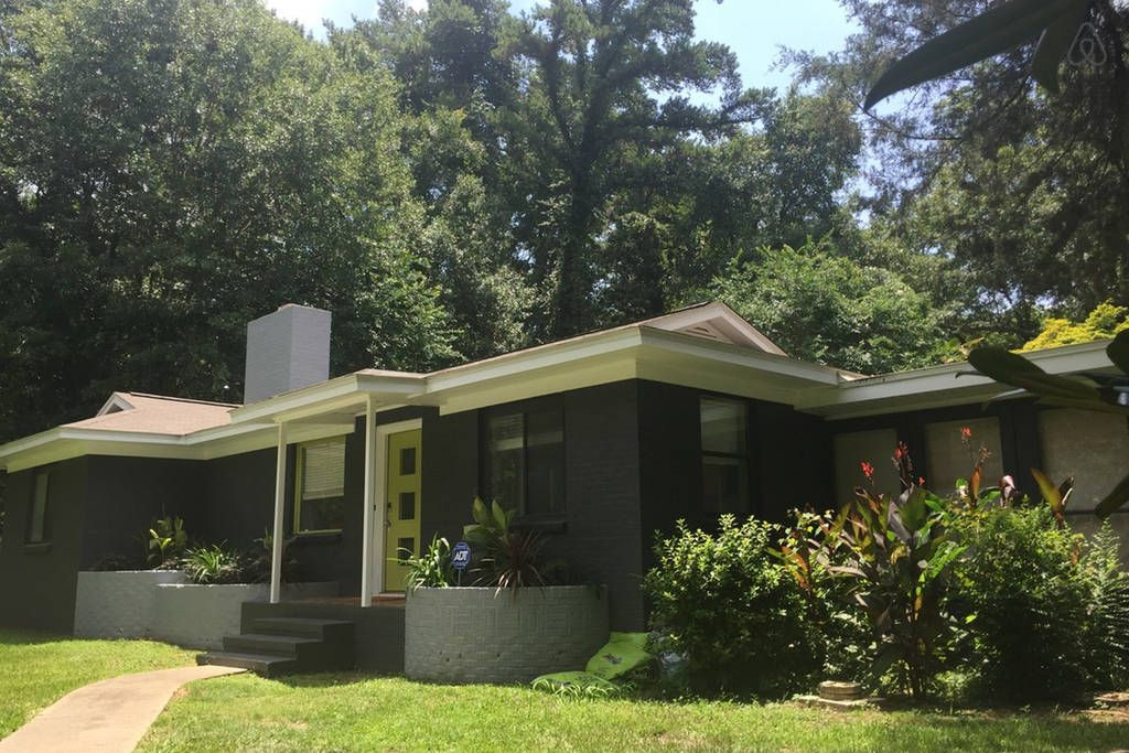 Milton House Tallahassee 1955 Southern