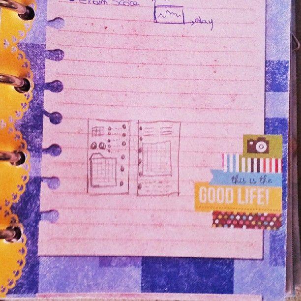 Lucy-Wonderland: tutorial: page marker per la filofax _ Day 7# photo a day challenge