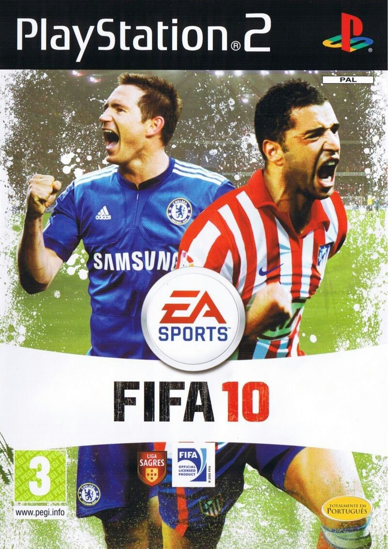 Fifa 10 Covers Ps2 Games With Images Gaming Wallpapers Hd Xbox