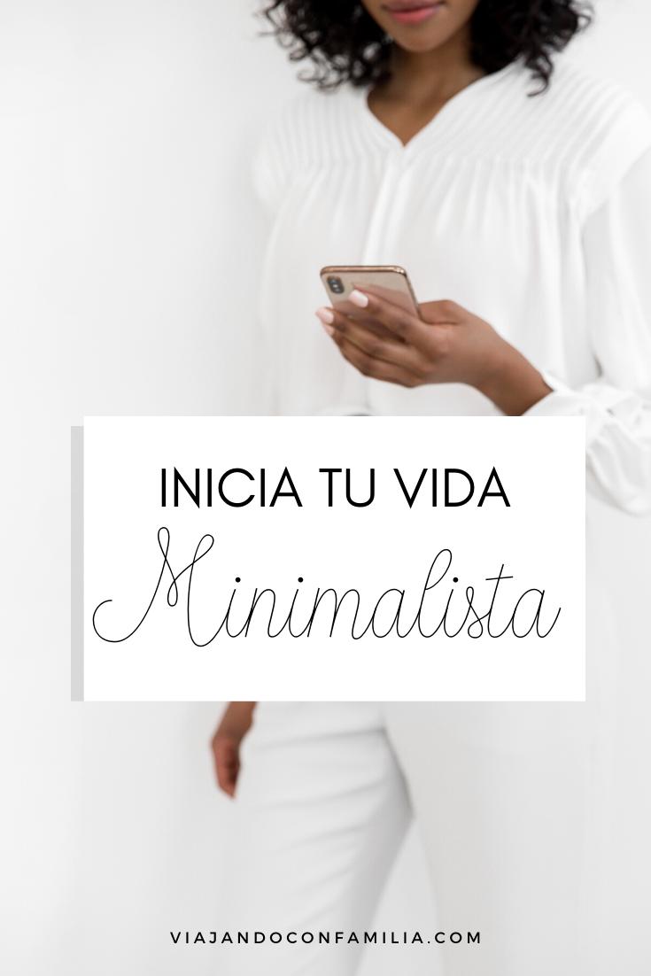 Minimalismo 10 Pasos Para Un Estilo De Vida Minimalista En 2020 Estilo De Vida Minimalista Minimalismo Vida Minimalista