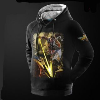 League of Legends sweatshirt The Arrow of Retribution Varus fleece ...