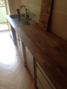 Hochwertige Ikea-Küche inklusive Geräten gegen 230 Euro zu ...