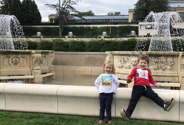 7 Reasons Kids Love Longwood Gardens in Chester County is part of garden Kids Things To Do - More than just flowers, Longwood Gardens is a great spot for families