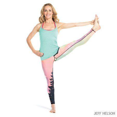 extended handtobigtoe pose yoga pose information