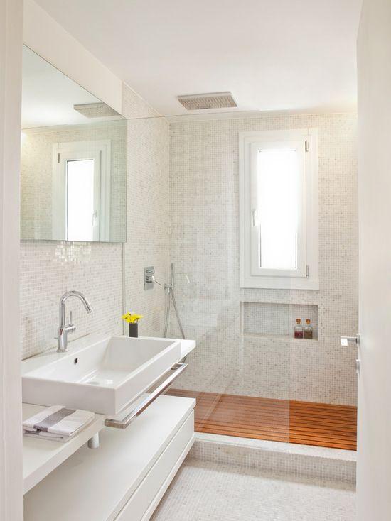 60 Banheiros modernos lindos e elegantes \u2013 Fotos Home  Decoration