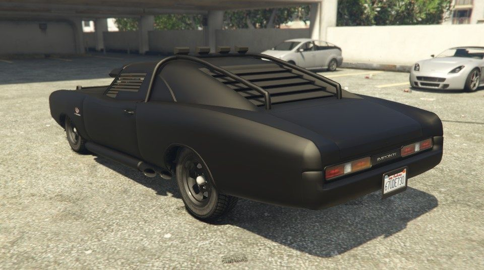 Duke O Death Gta 5 Front View Gta 5 Muscle Cars Pinterest Gta