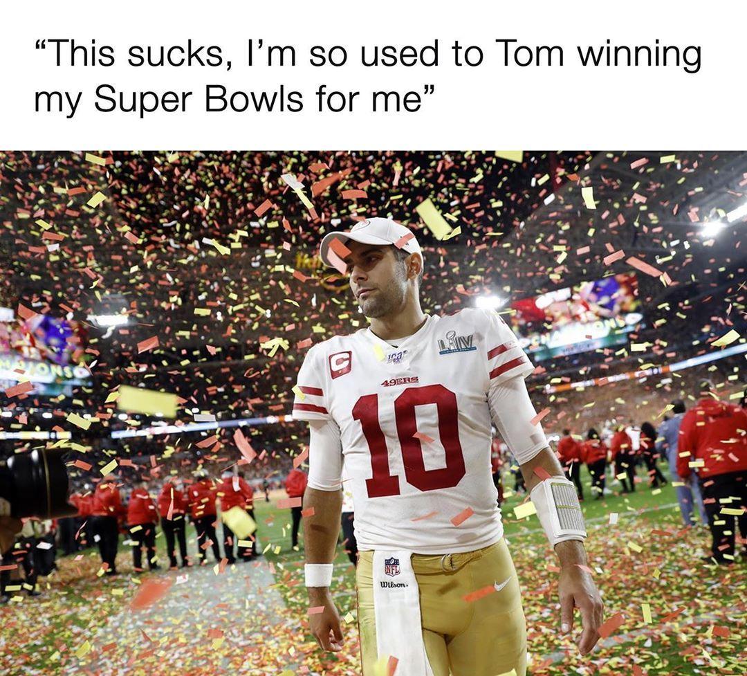 Instagram Post By Nfl Memes Feb 3 2020 At 4 34am Utc Nfl Memes Funny Sports Memes Sports Memes