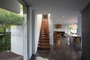 Maison Contemporaine Beton Interieur 300 × 199 Pixels