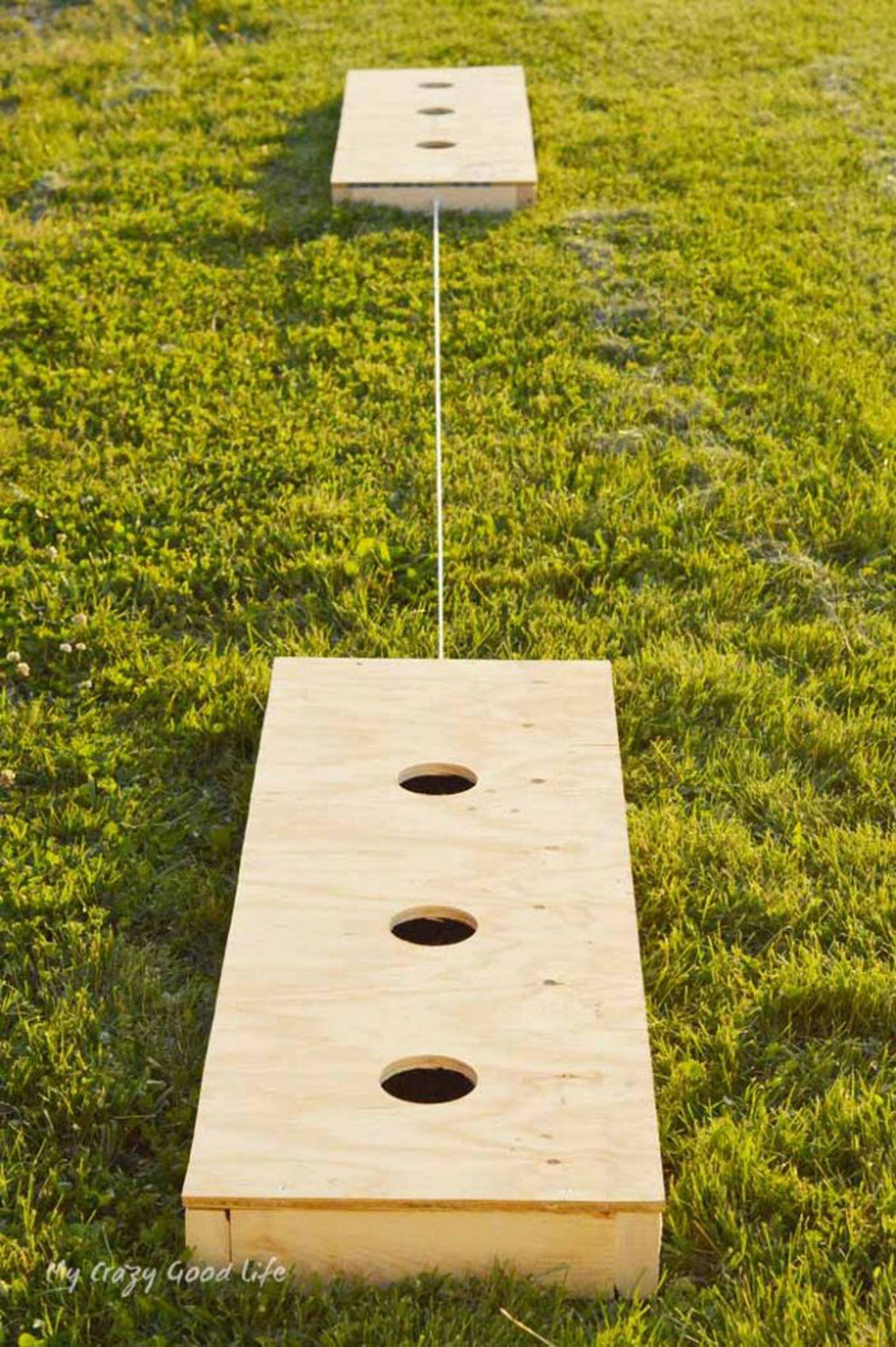 41+ Make 3 hole washer game information