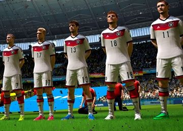 Ea Sports 2014 Fifa World Cup Brazil Video Game Screenshots Trailer Ea Sports Fifa World Cup Fifa