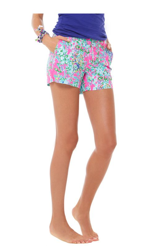 6a8dfefb6ea679 Lilly Pulitzer Callahan Shorts in