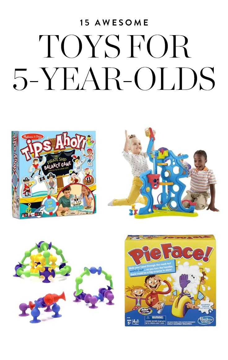 15 Awesome Toys for 5YearOlds Christmas gifts for boys