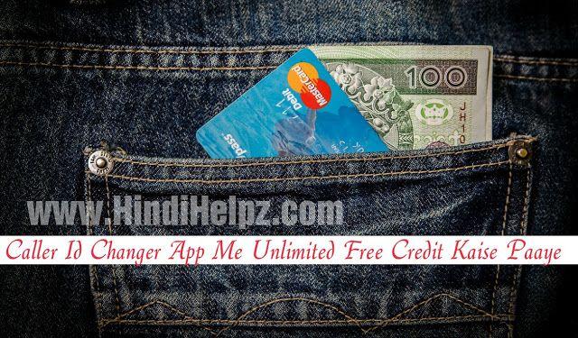 Caller id changer unlimited credits apk | Caller Id Changer APK Mod