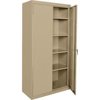 Sandusky Classic Plus 2 Door Storage Cabinet Color Metal Storage Cabinets Steel Storage Cabinets Locking Storage Cabinet