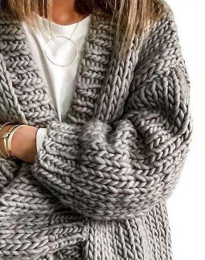 cardigan, chunky knit, tumblr, grey cardigan, knitwear