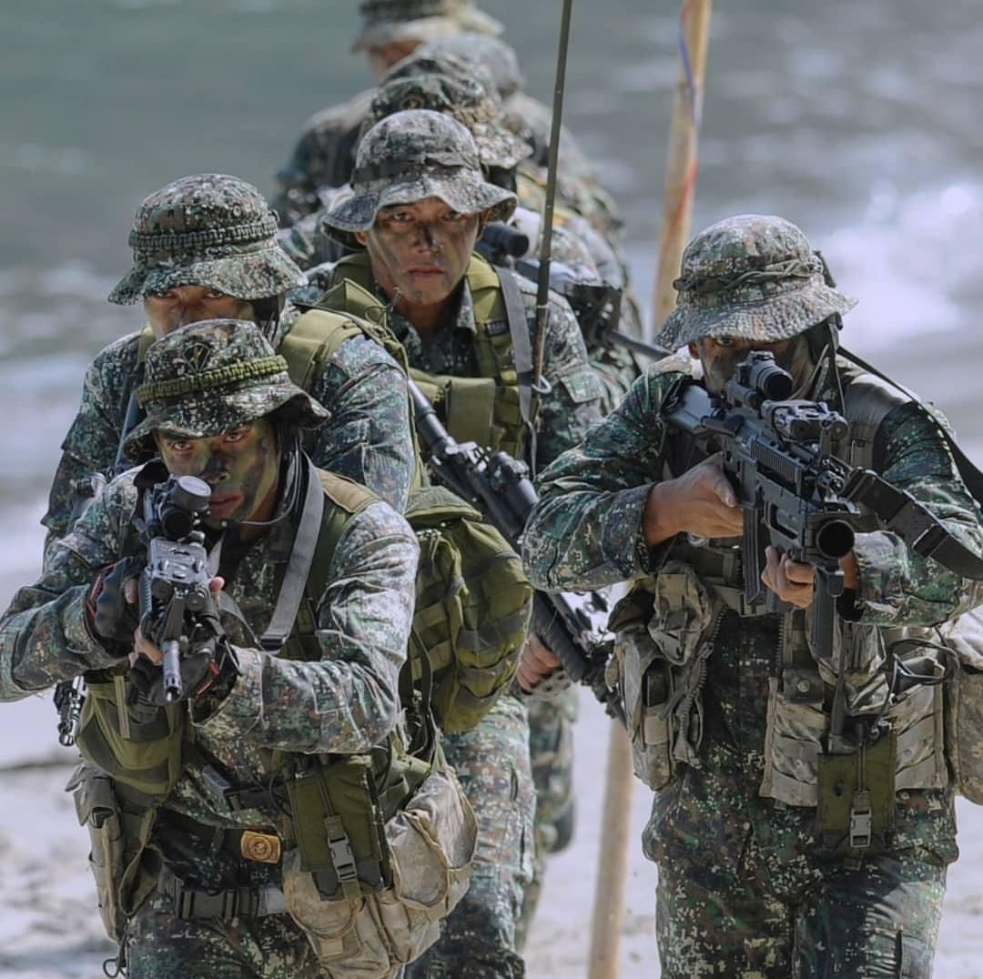 Philippine Marine Corps Marsog Fka Force Recon Battalion 1080x1076 Marine Corps Special Forces Us Marines