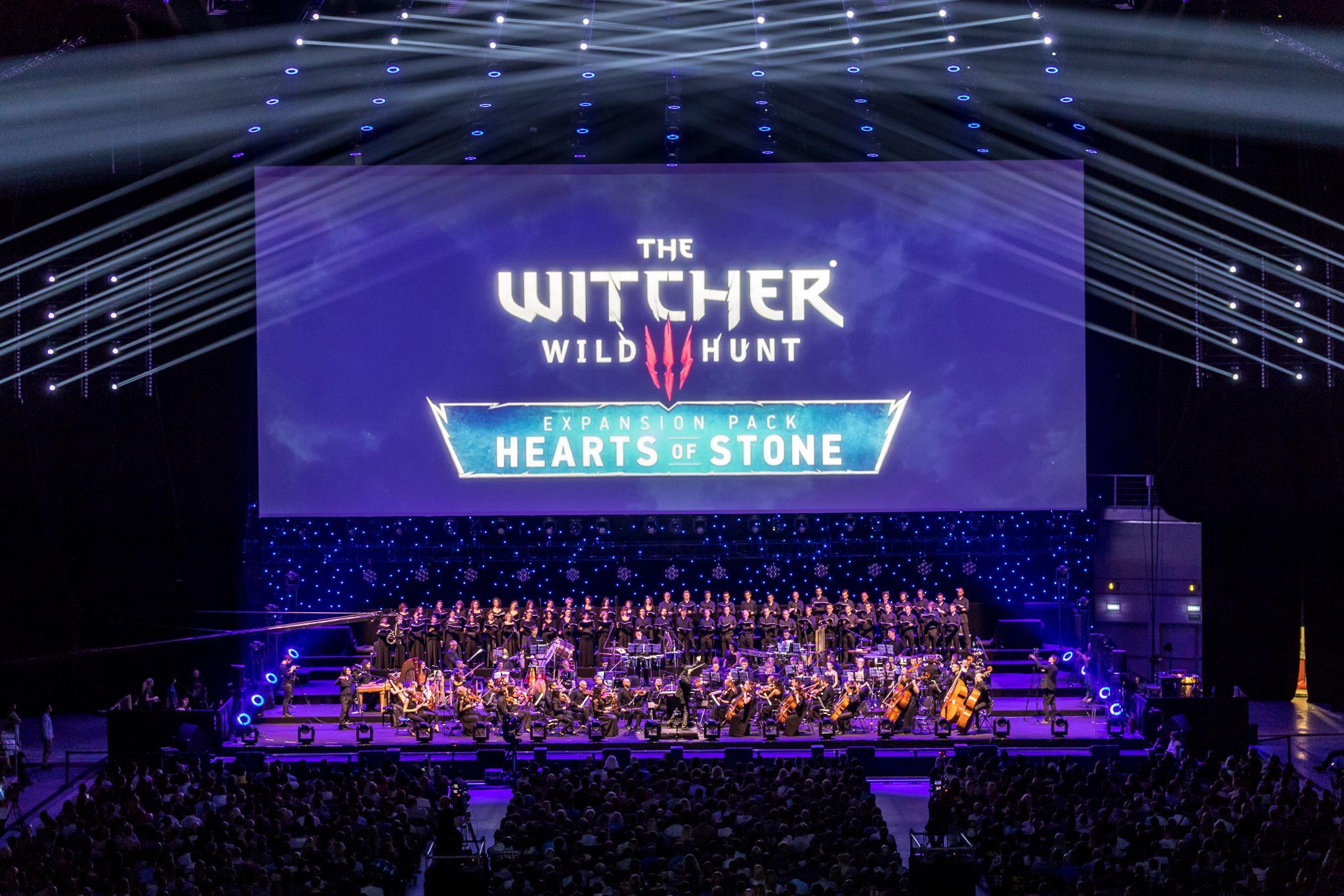 Festiwal Muzyki Filmowej Video Game Gala: Wiedźmin 3 Dziki Gon Fot. Wojciech Wandzel, www.wandzelphoto.com