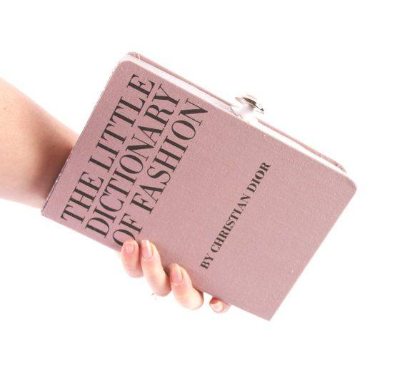 marque célèbre incroyable sélection acheter réel Réservez embrayage sac à main-le petit dictionnaire de la ...